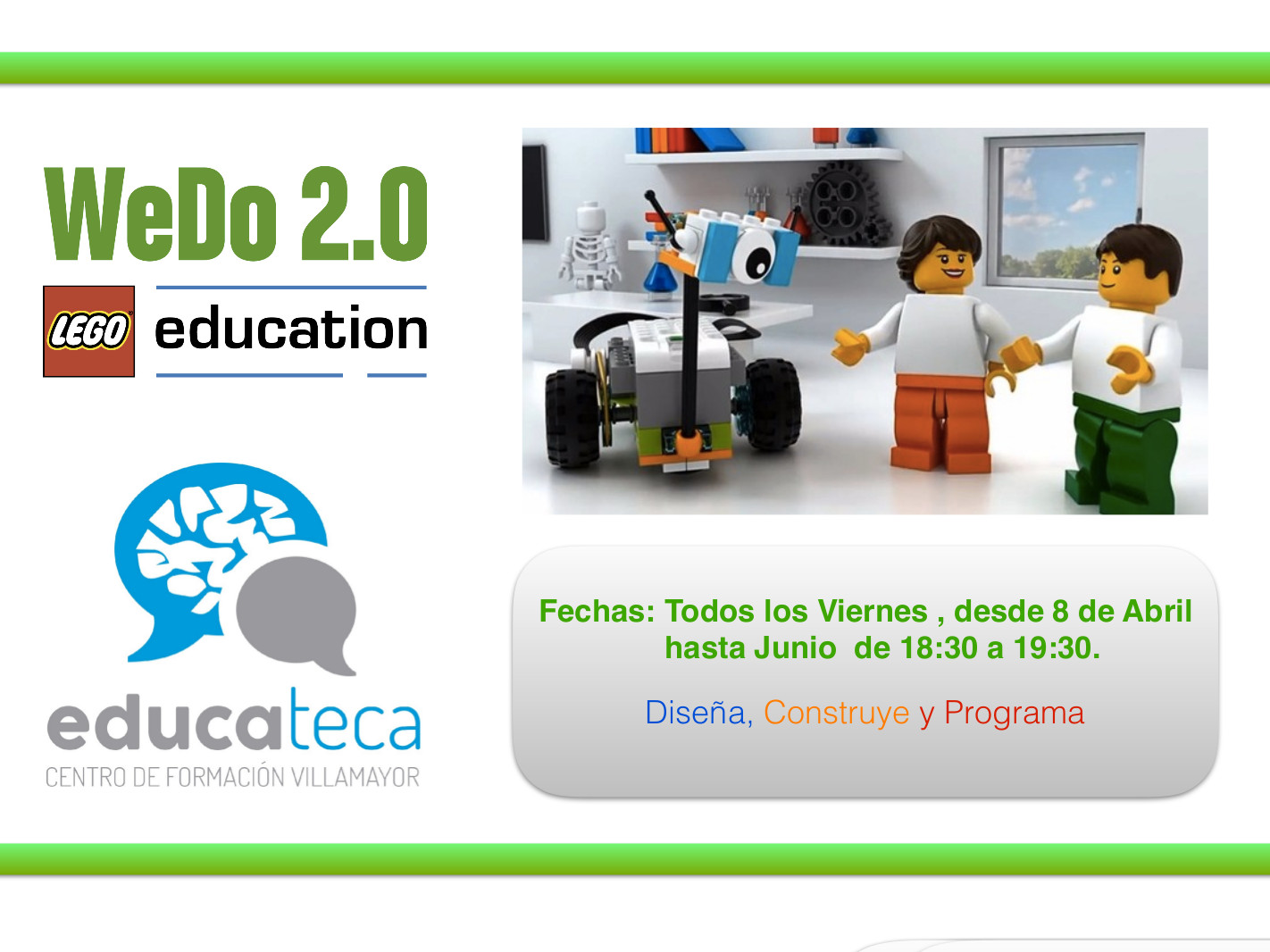 Curso de robótica educativa