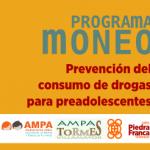 Curso de prevención de consumo de drogas en preadolescentes