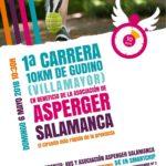 1ª carrera en beneficio de la Asociación de Asperger de Salamanca
