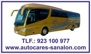 Autocares Sanalon Bus