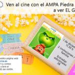 Ven al cine con el AMPA a ver El Grinch