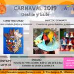 Días 4 y 5 de marzo no lectivos el AMPA subvenciona con 2 € actividades en La Casa de Campo Villamayor