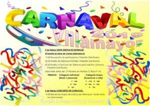Carnaval 2019 en el Ayuntmiento de Villamayor