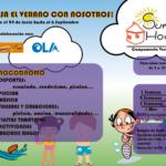 Campamento de verano Summer House en La Casa de Campo Villamayor